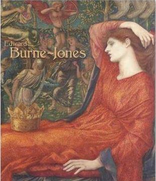 EDWARD BURNE-JONES (PAPERBACK) /ANGLAIS