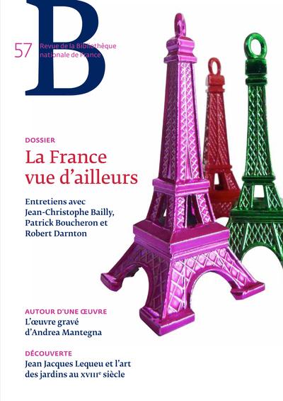 REVUE 57 - LA FRANCE VUE D'AILLEURS - VOL57