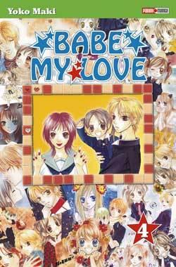 BABE MY LOVE T04