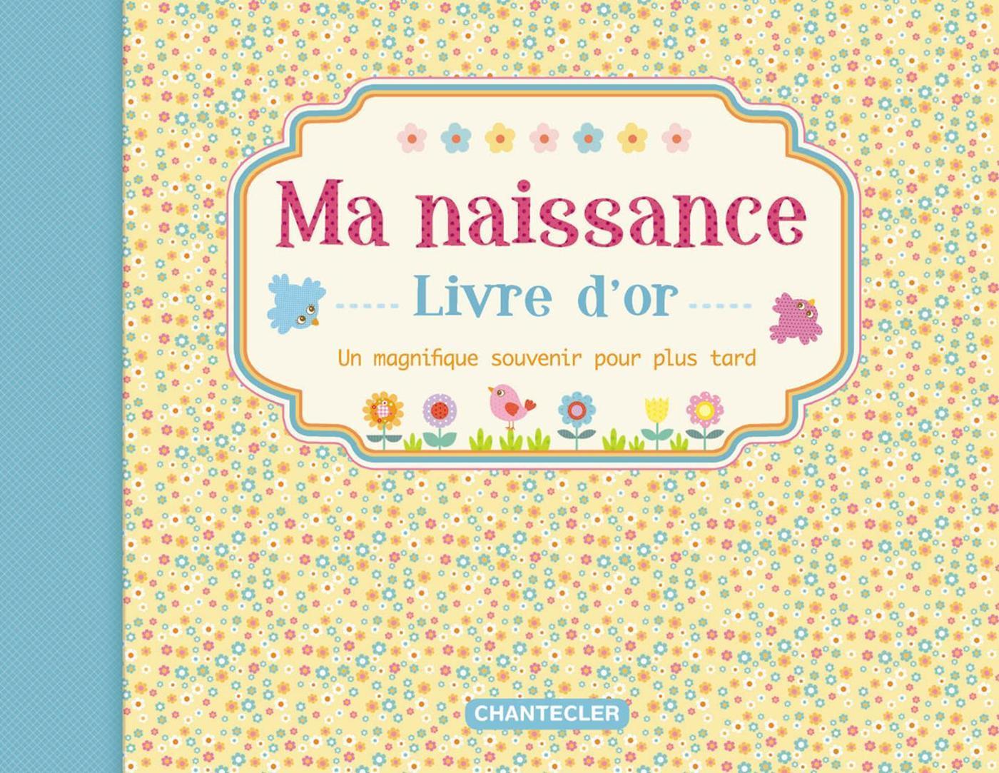 MA NAISSANCE LIVRE D'OR