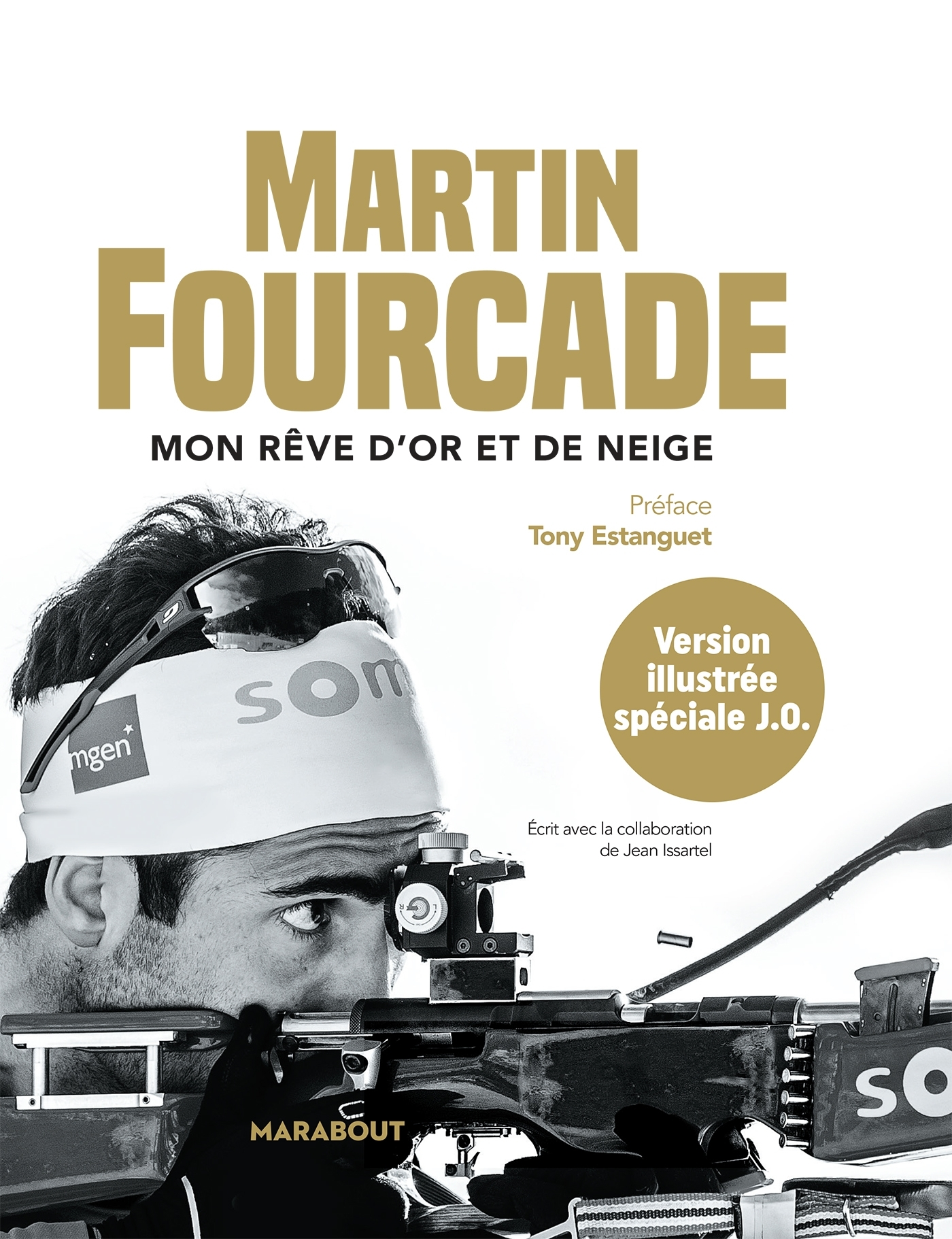 MARTIN FOURCADE - EDITION ILLUSTREE