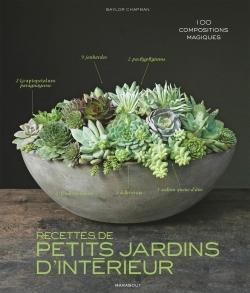 RECETTES DE PETITS JARDINS D'INTERIEUR