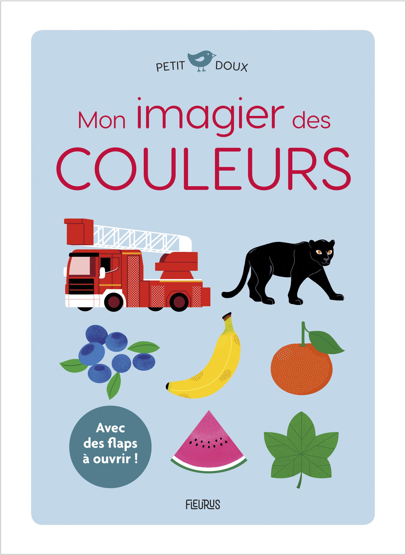 MON IMAGIER DES COULEURS