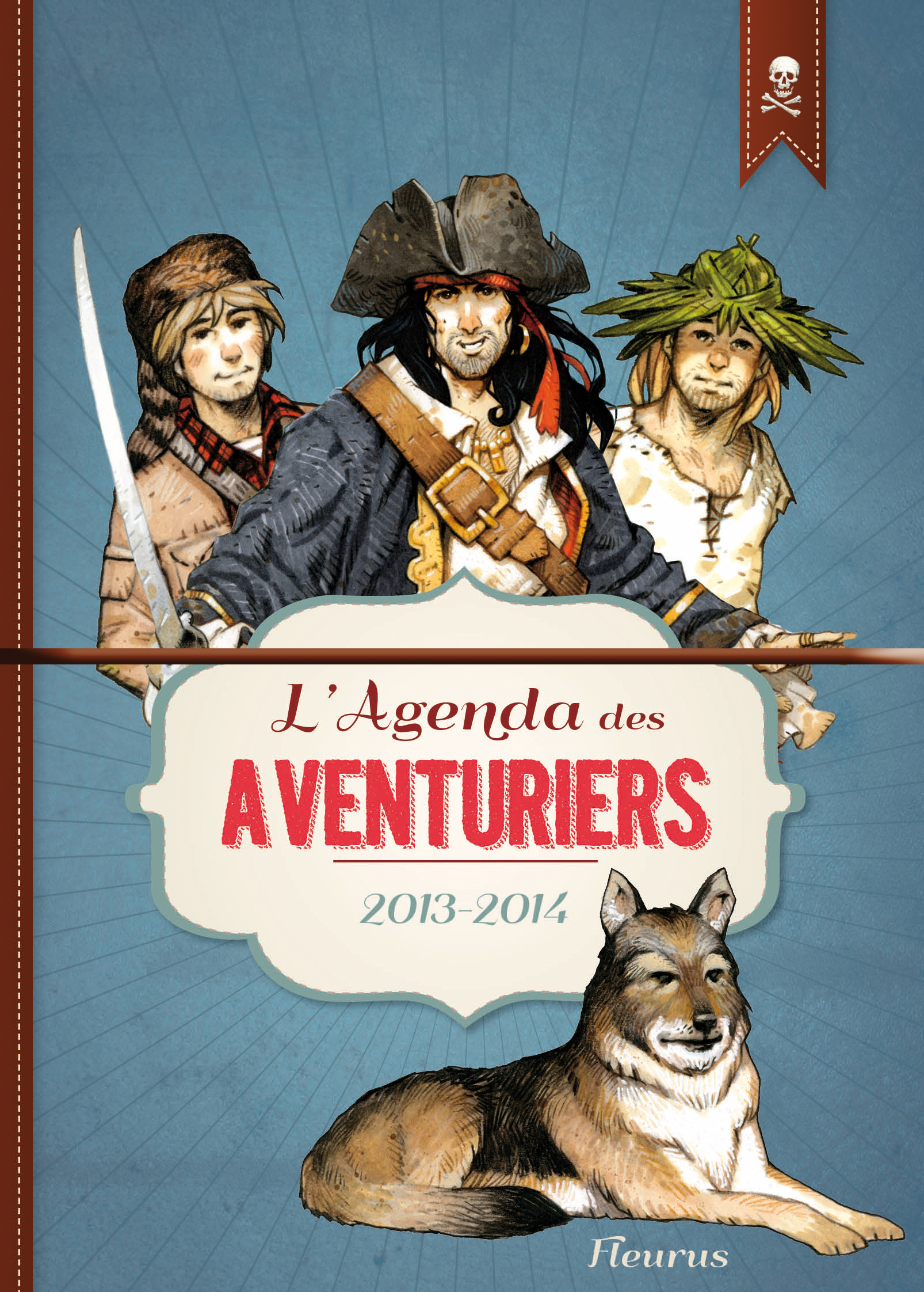 L'AGENDA AVENTURIERS 2013/2014