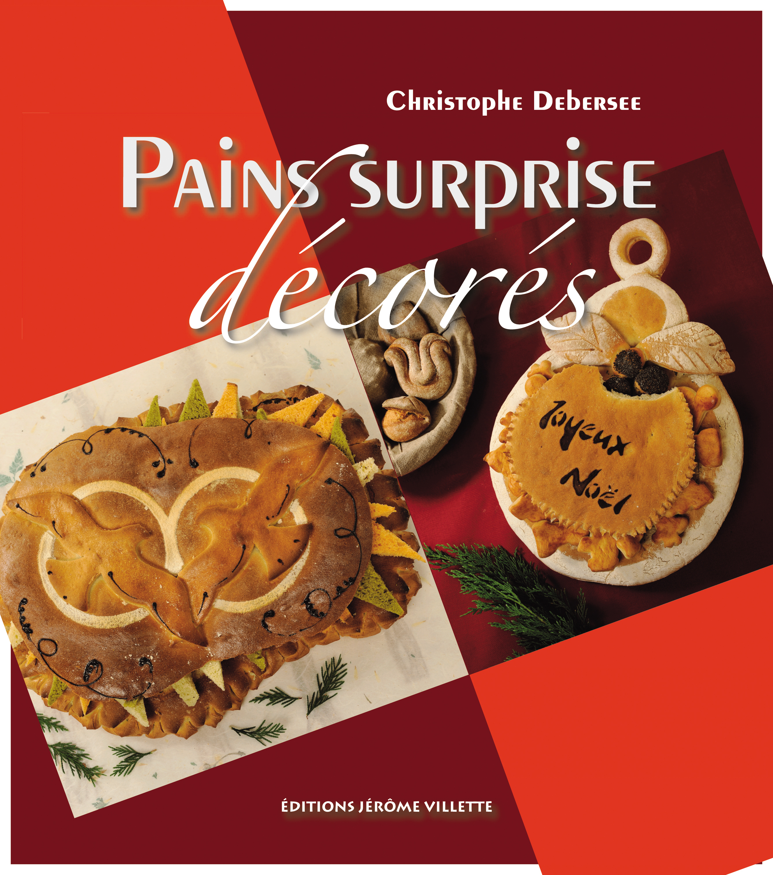PAINS SURPRISES DECORES