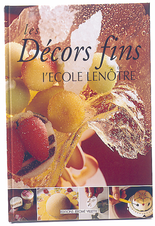 DECORS FINS DE L'ECOLE LENOTRE (LES)