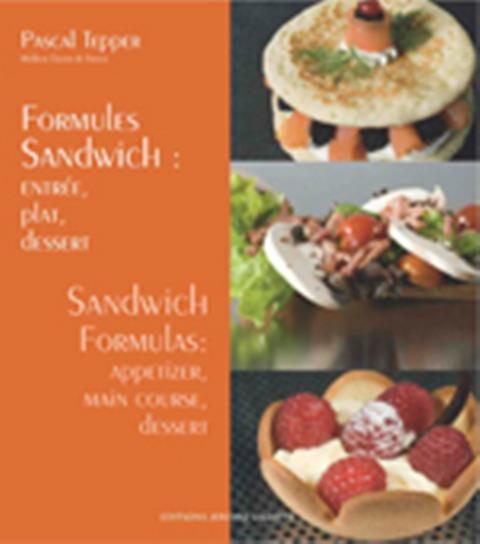 FORMULES SANDWICH ENTREE PLAT DESSERT FR ANG