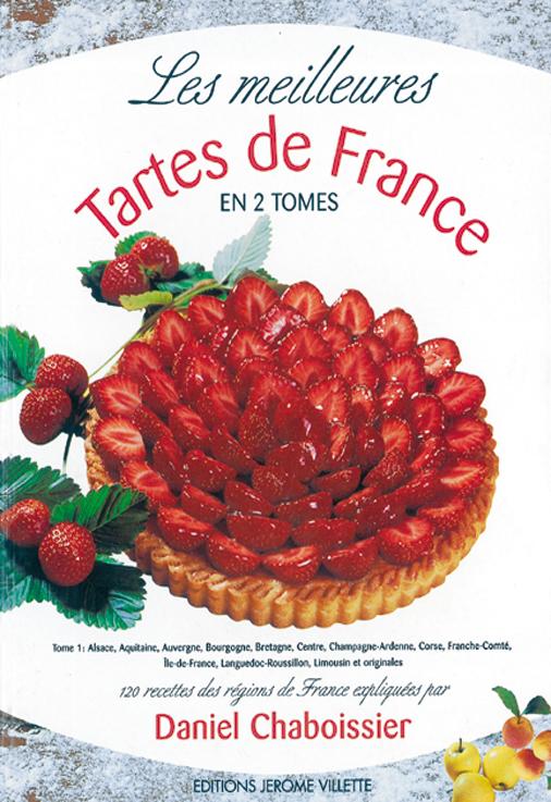 MEILLEURES TARTES DE FRANCE T2 (LES)