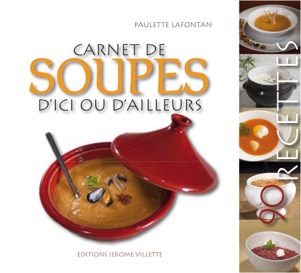 CARNET DE SOUPES D'ICI ET D'AILLEURS