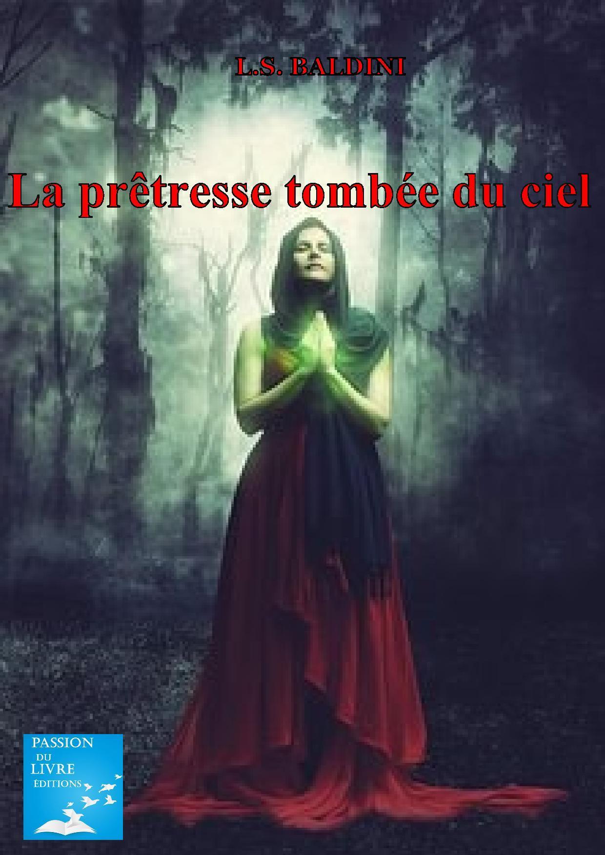 LA PRETRESSE TOMBEE DU CIEL