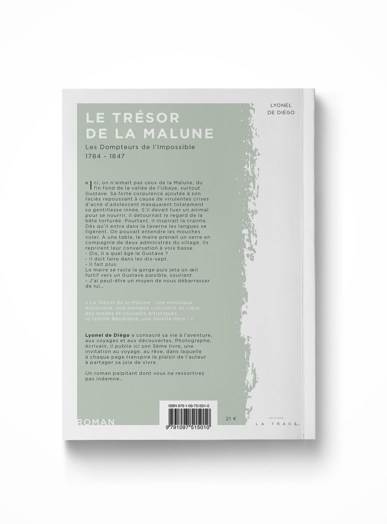LE TRESOR DE LA MALUNE : TOME 1 LES DOMPTEURS DE L'IMPOSSIBLE