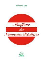 MANIFESTE DES NOUVEAUX REALISTES