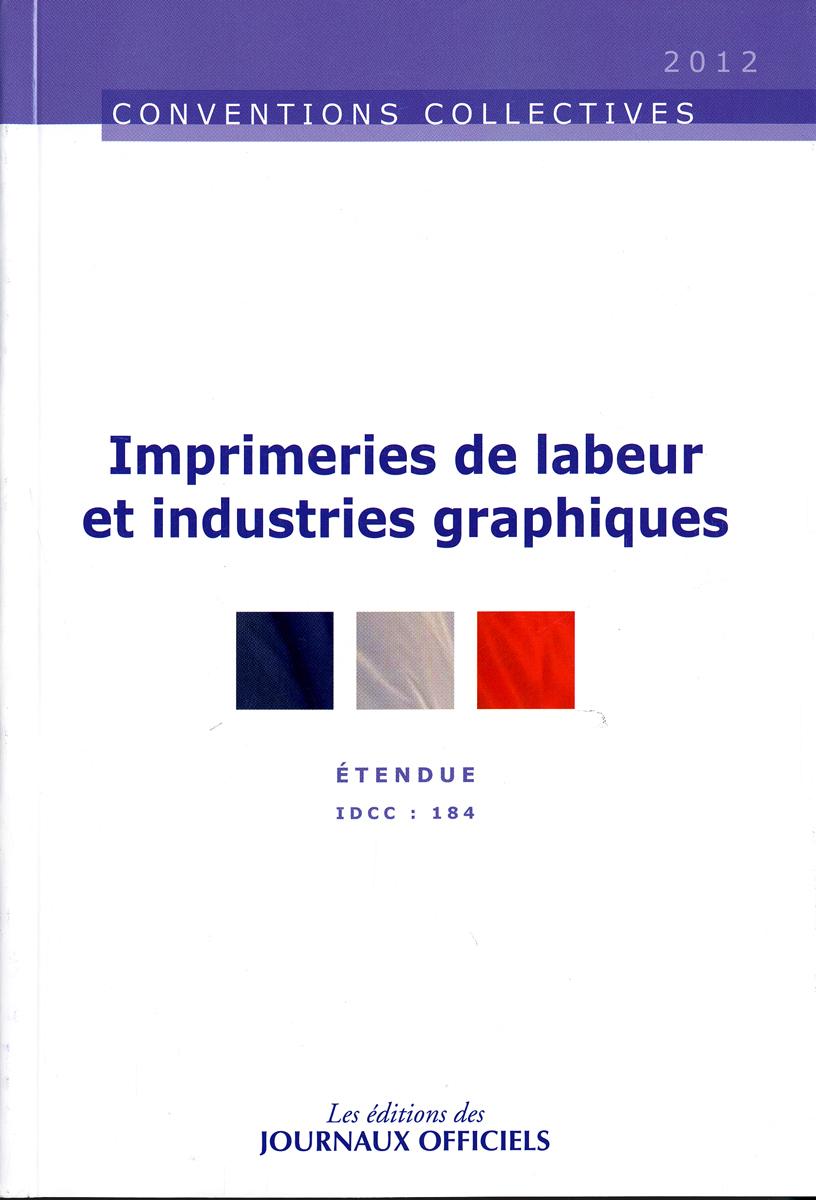 IMPRIMERIES DE LABEUR ET INDUSTRIES GRAPHIQUES N 3138 2012