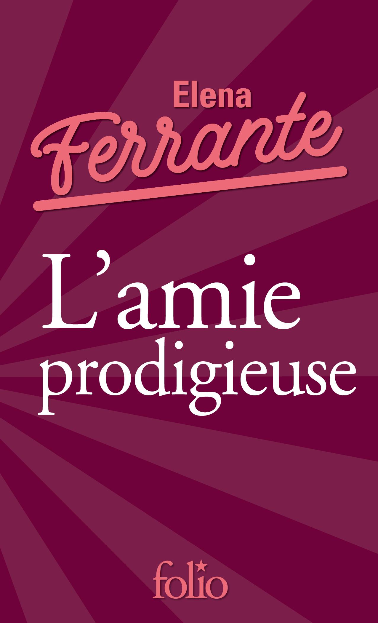 L'AMIE PRODIGIEUSE - ENFANCE, ADOLESCENCE