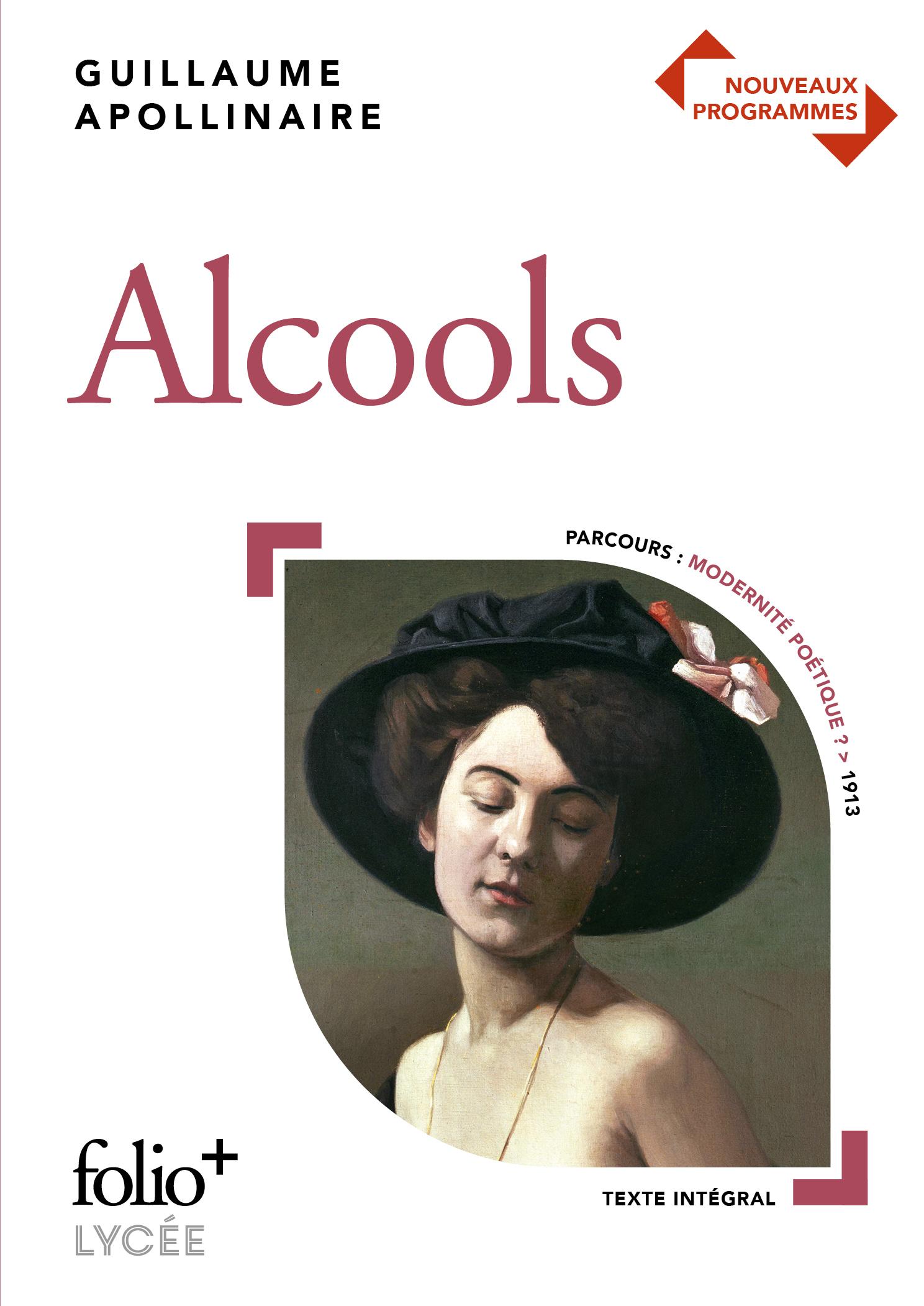 BAC 2020 : ALCOOLS - POEMES 1898-1913