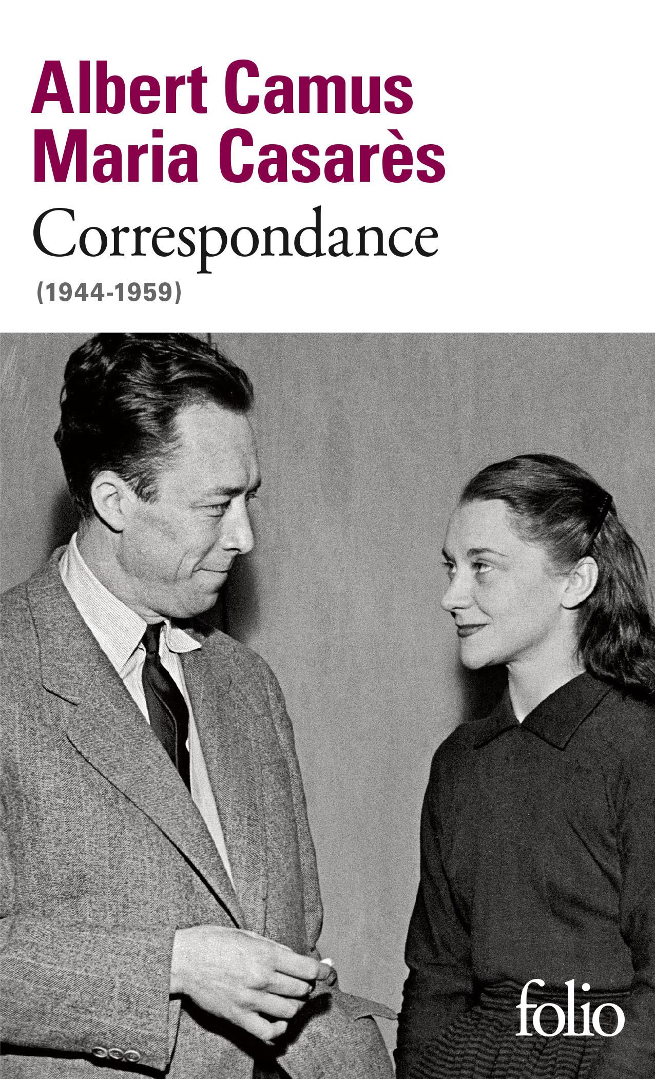 CORRESPONDANCE - (1944-1959)