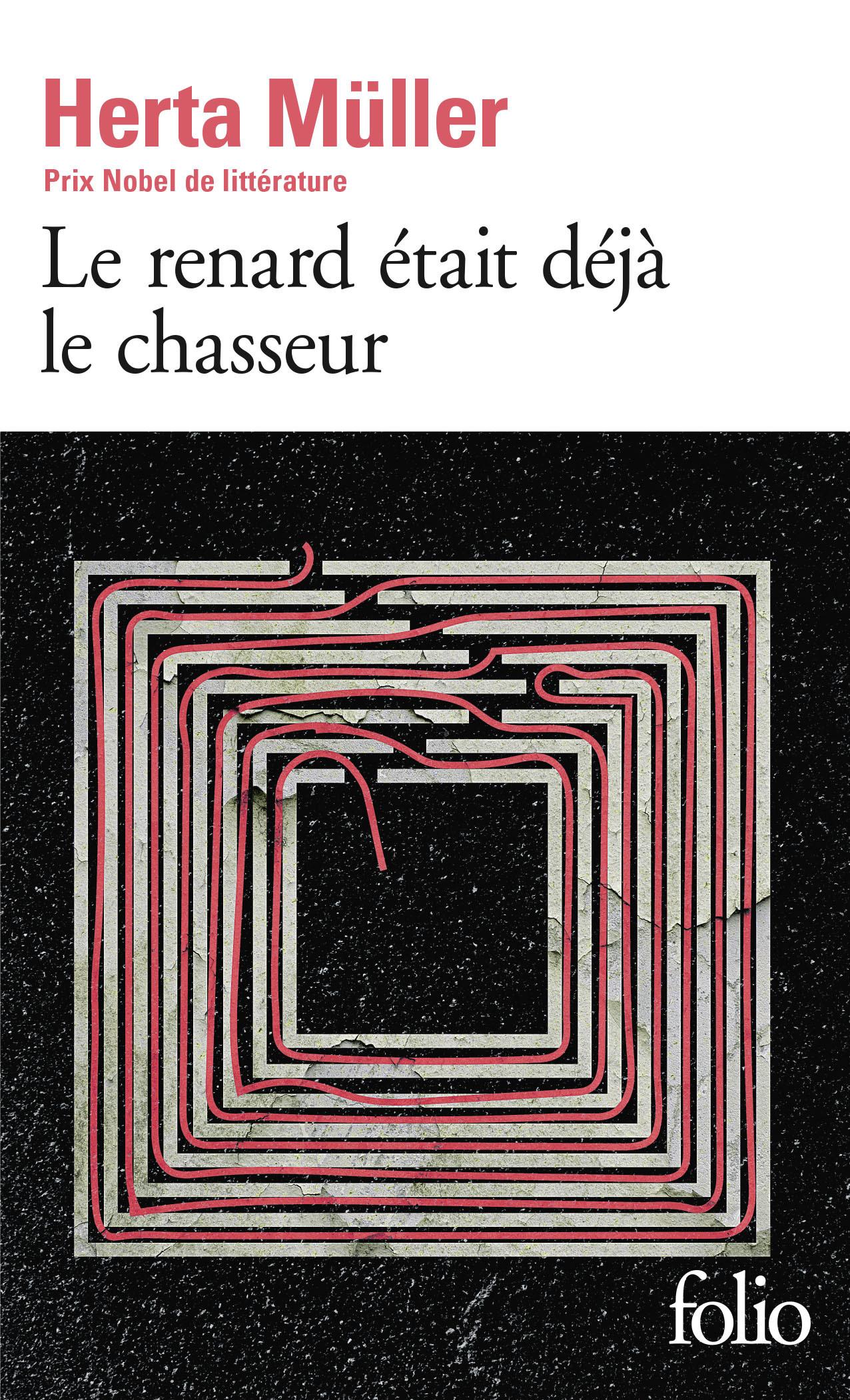 LE RENARD ETAIT DEJA LE CHASSEUR