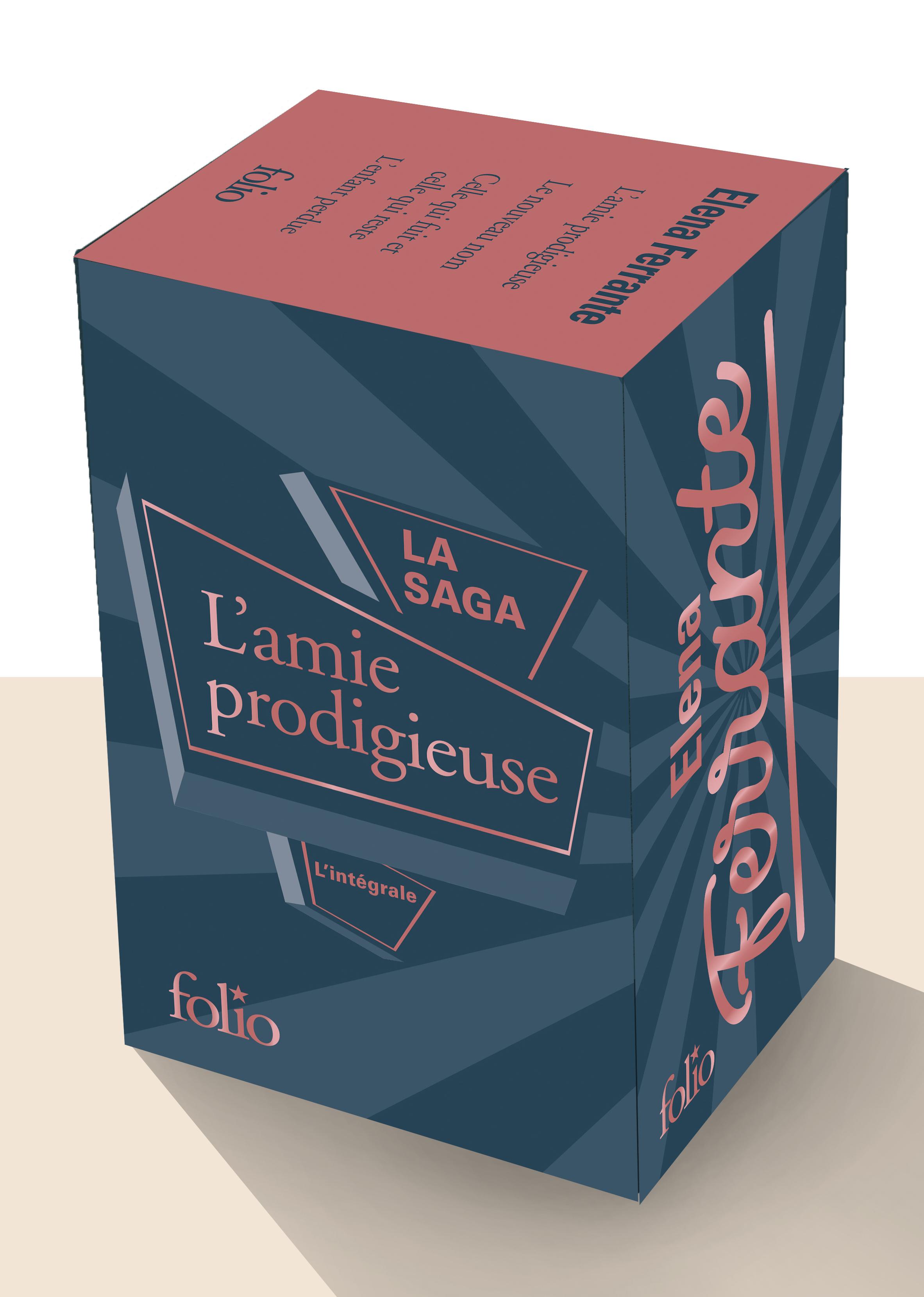 L'AMIE PRODIGIEUSE, I A IV
