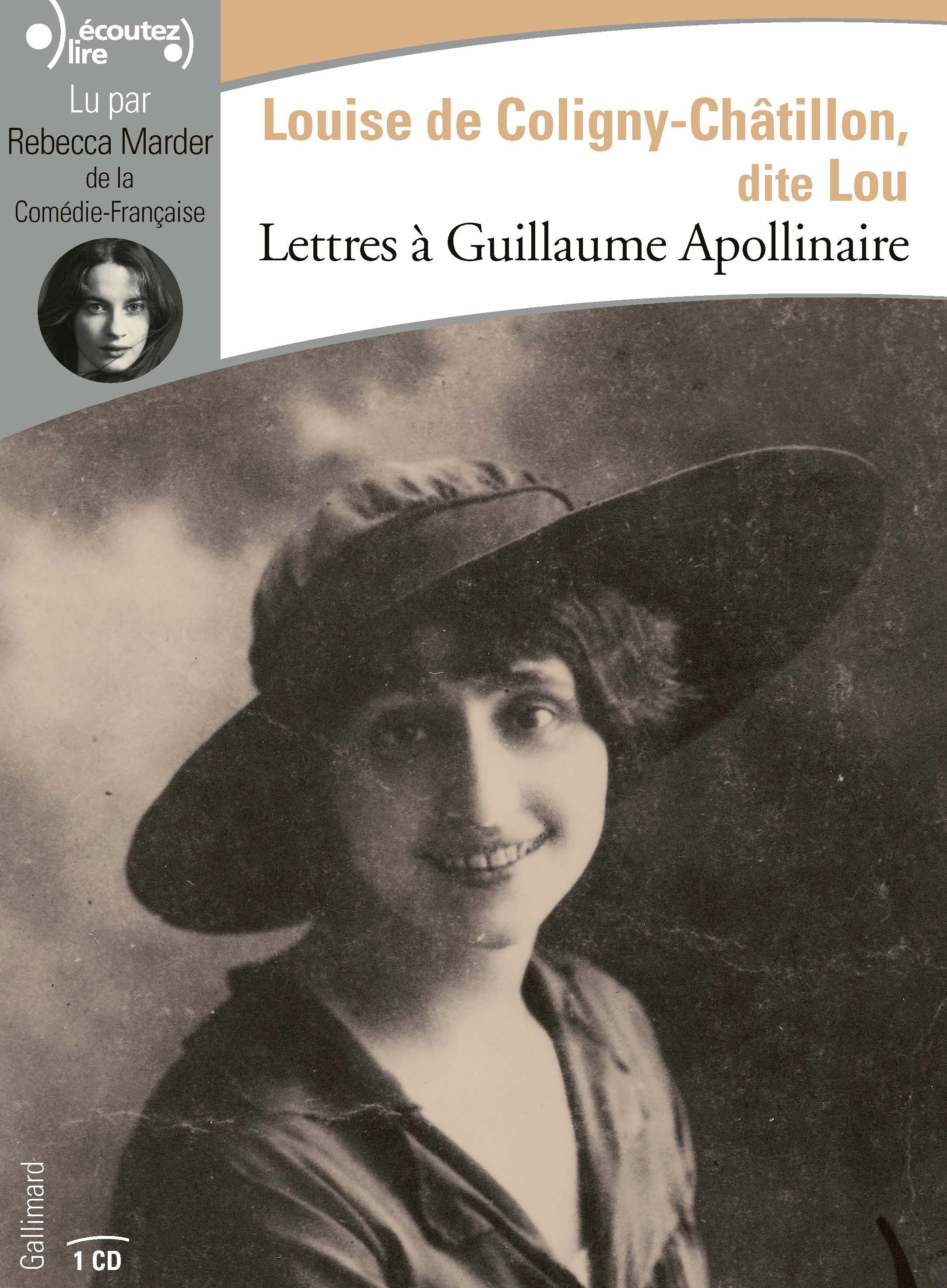 LETTRES A GUILLAUME APOLLINAIRE