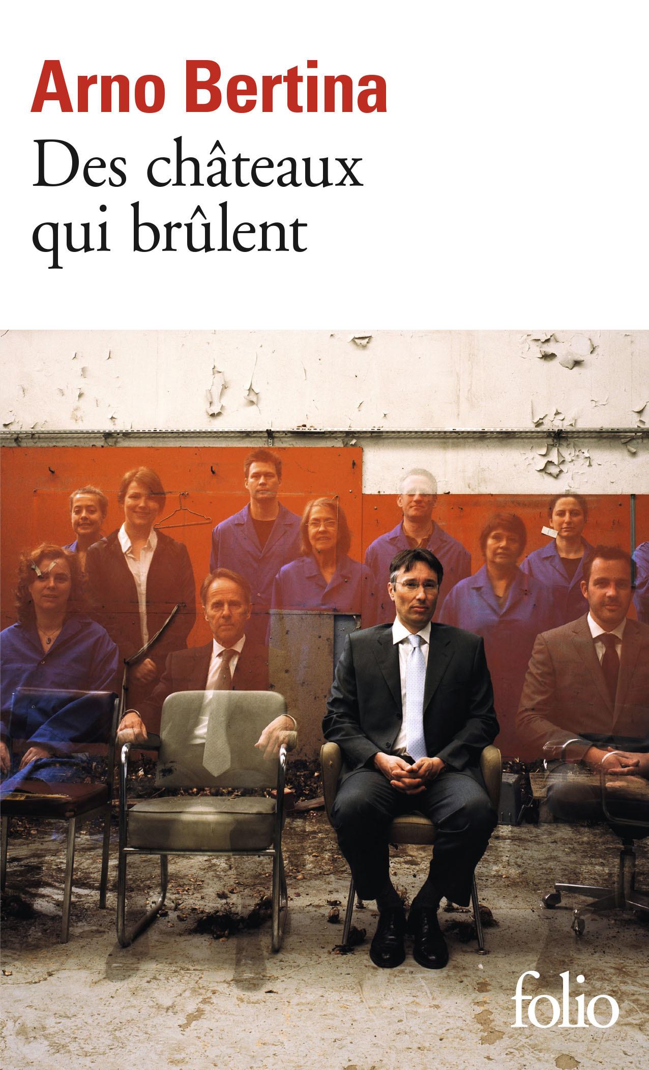 DES CHATEAUX QUI BRULENT