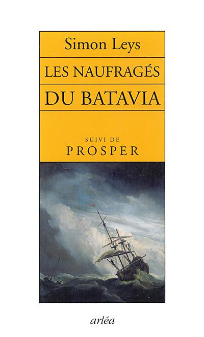 NAUFRAGES DU BATAVIA (LES)