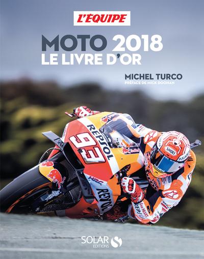 LIVRE D'OR DE LA MOTO 2018