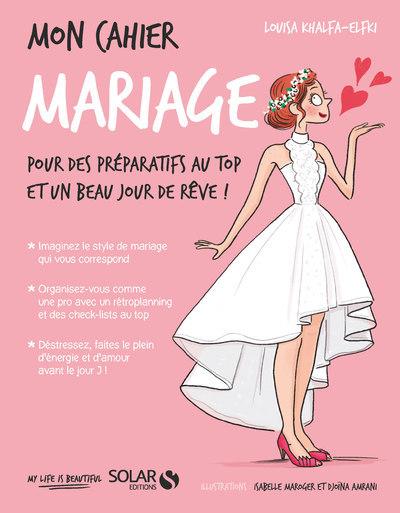 MON CAHIER MARIAGE