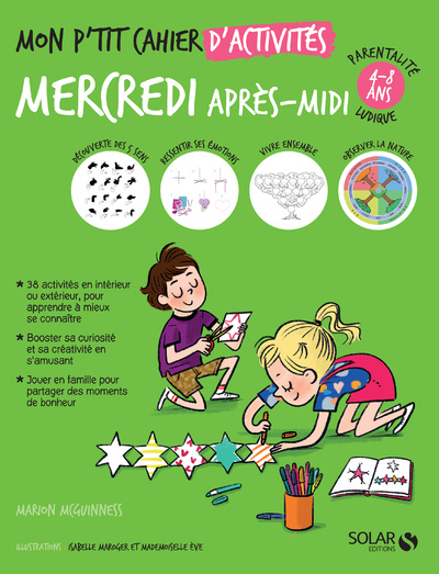MON P'TIT CAHIER D'ACTIVITES - MERCREDI APRES-MIDI