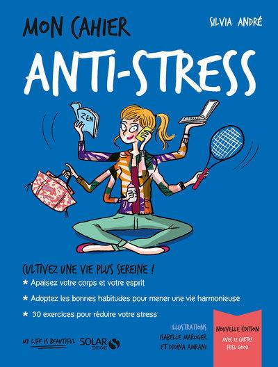 MON CAHIER ANTI-STRESS NE CARTES