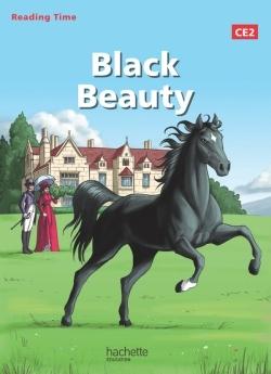 READING TIME CE2 - BLACK BEAUTY - LIVRE ELEVE - ED. 2014