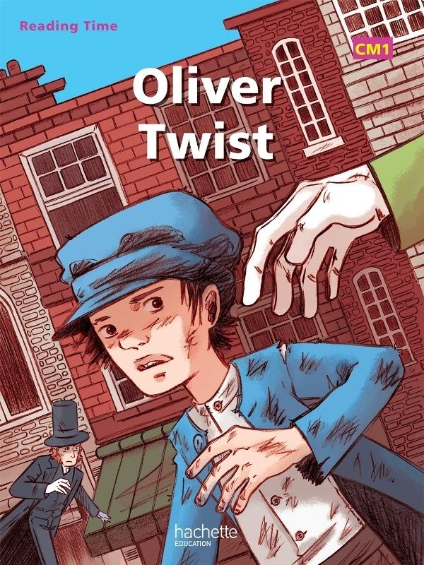 READING TIME OLIVER TWIST CM1 - LIVRE ELEVE - EDITION 2012