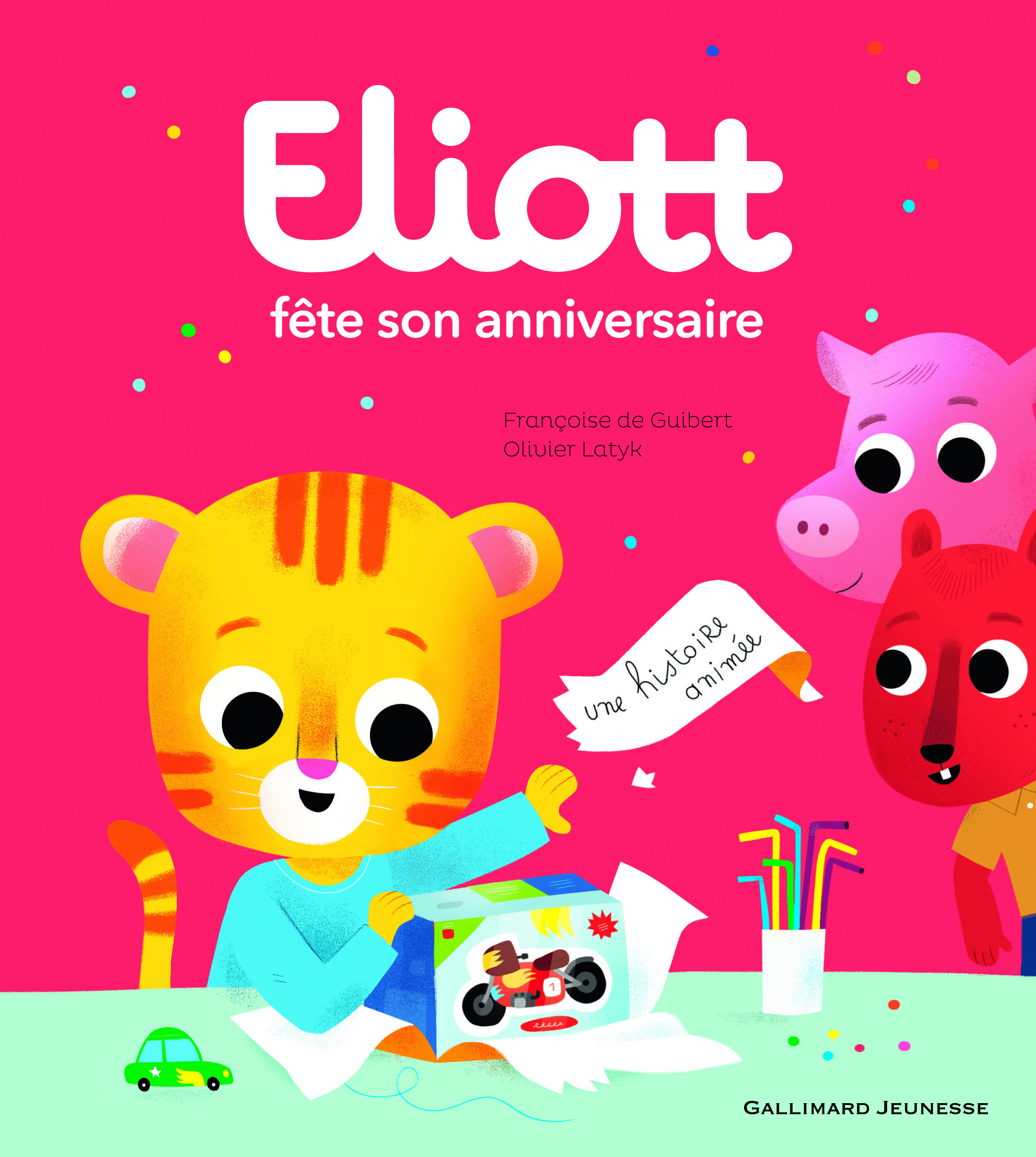 ELIOTT FETE SON ANNIVERSAIRE - ELIOTT 4