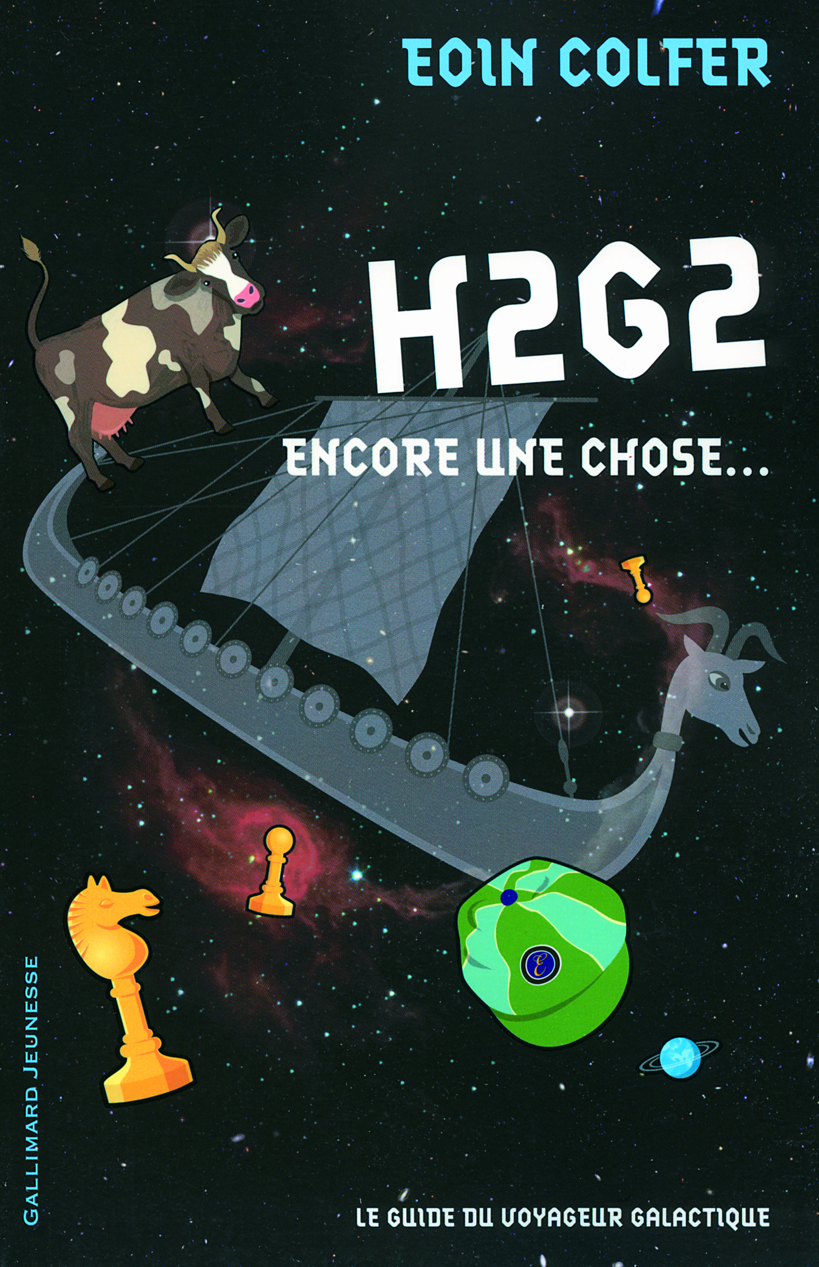 H2G2. ENCORE UNE CHOSE...