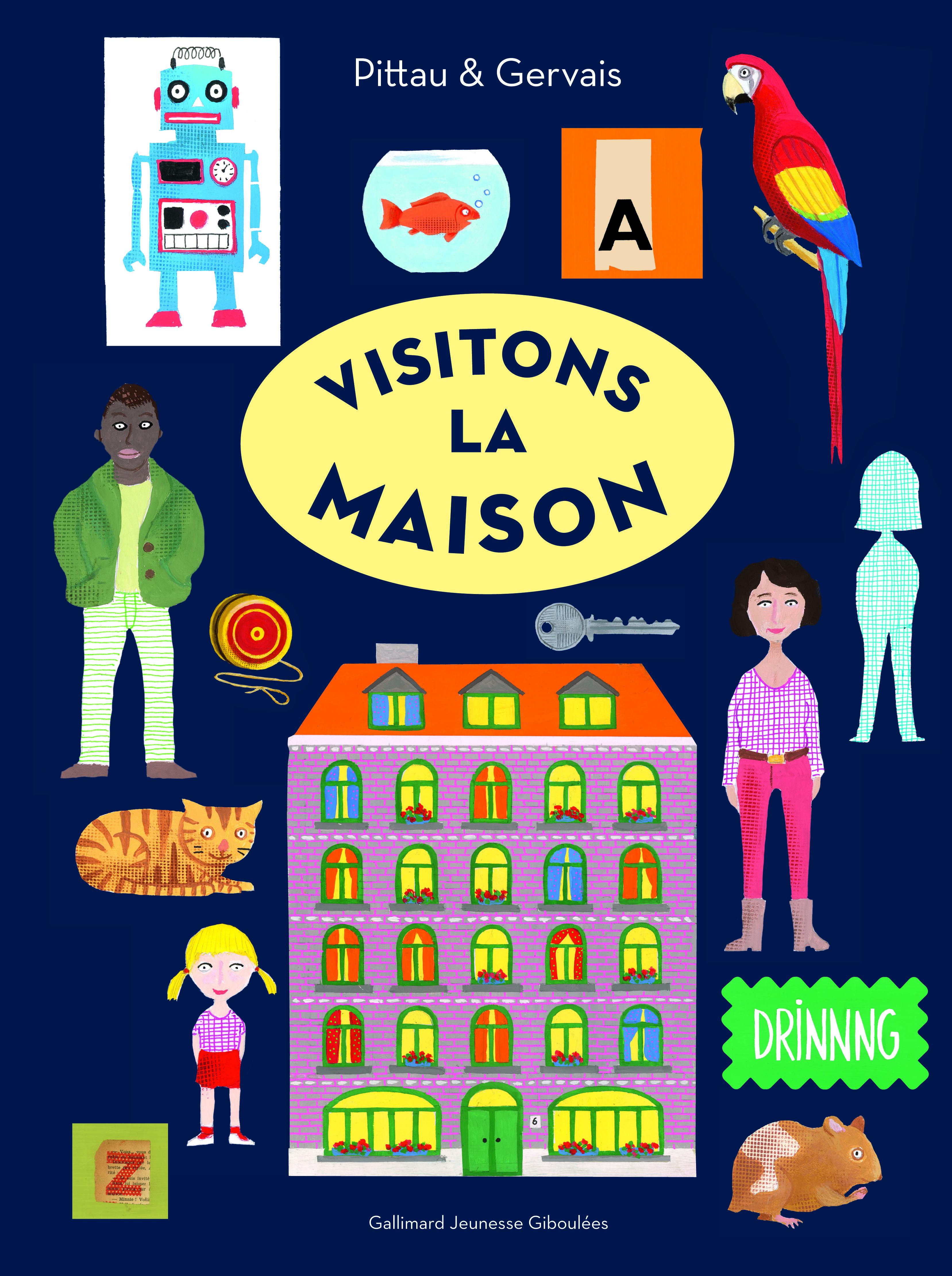 VISITONS LA MAISON