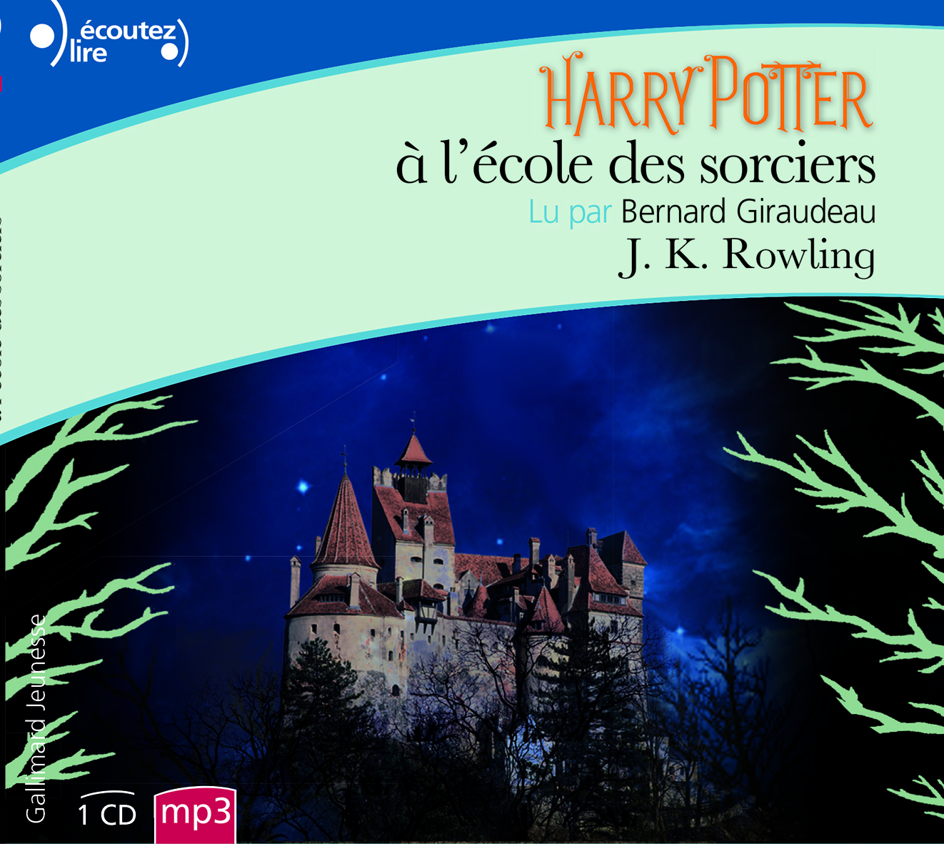 HARRY POTTER, I : HARRY POTTER A L'ECOLE DES SORCIERS