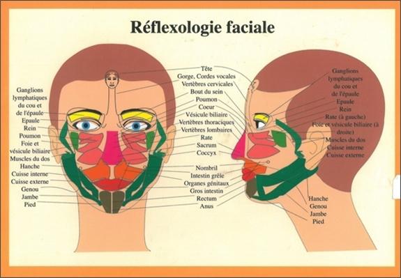 REFLEXOLOGIE FACIALE