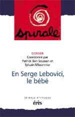 SPIRALE 17 - EN SERGE LEBOVICI LE BEBE