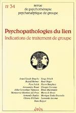 RPPG 34 - PSYCHOPATHOLOGIES DU LIEN