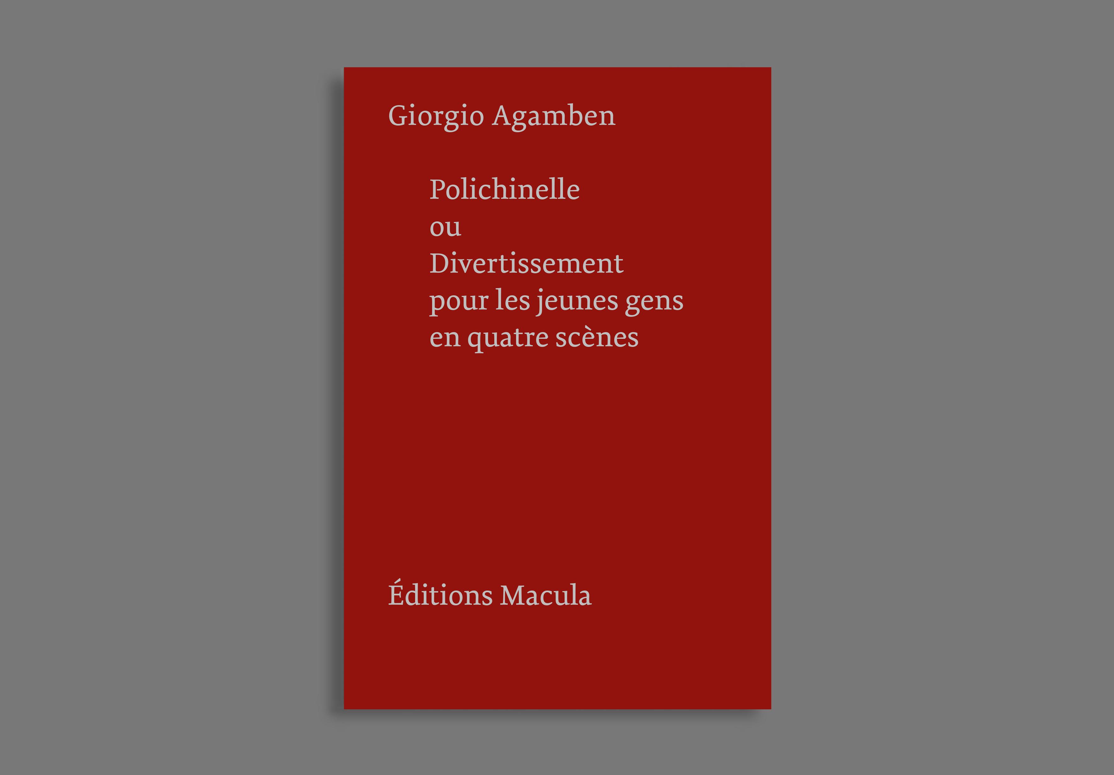 POLICHINELLE OU DIVERTISSEMENT POUR LES JEUNES GENS...