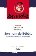 SPIRALE 19 - SON NOM DE BEBE