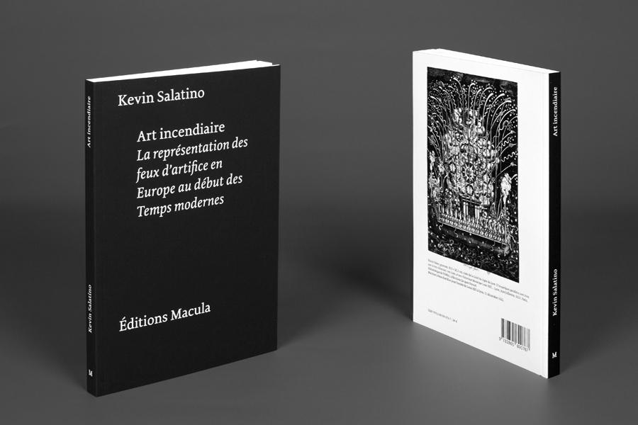 ART INCENDIAIRE - LA REPRESENTATION DES FEUX D ARTIFICE...