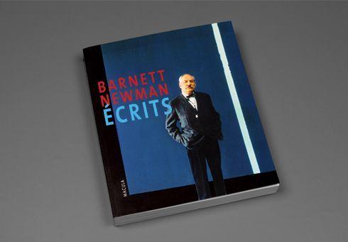 BARNETT NEWMAN - ECRITS