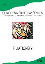 CLINIQUES MEDITERRANEENNES 64 - FILIATIONS II