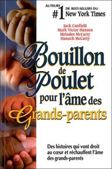 BOUILLON DE POULET POUR GRANDS-PARENTS
