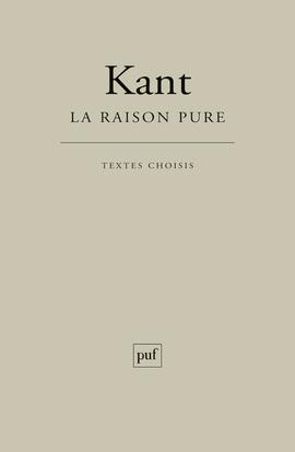 RAISON PURE (16E ED) (LA)
