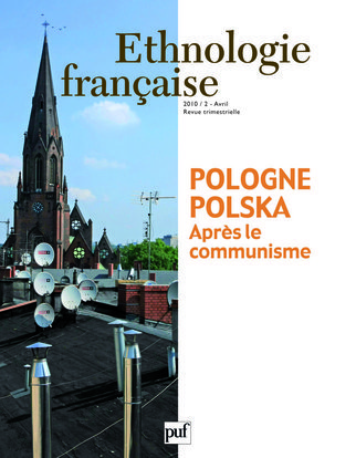 IAD - ETHNOLOGIE FRANCAISE 2010 N0 2