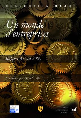 UN MONDE D'ENTREPRISES - RAPPORT ANTEIOS 2009