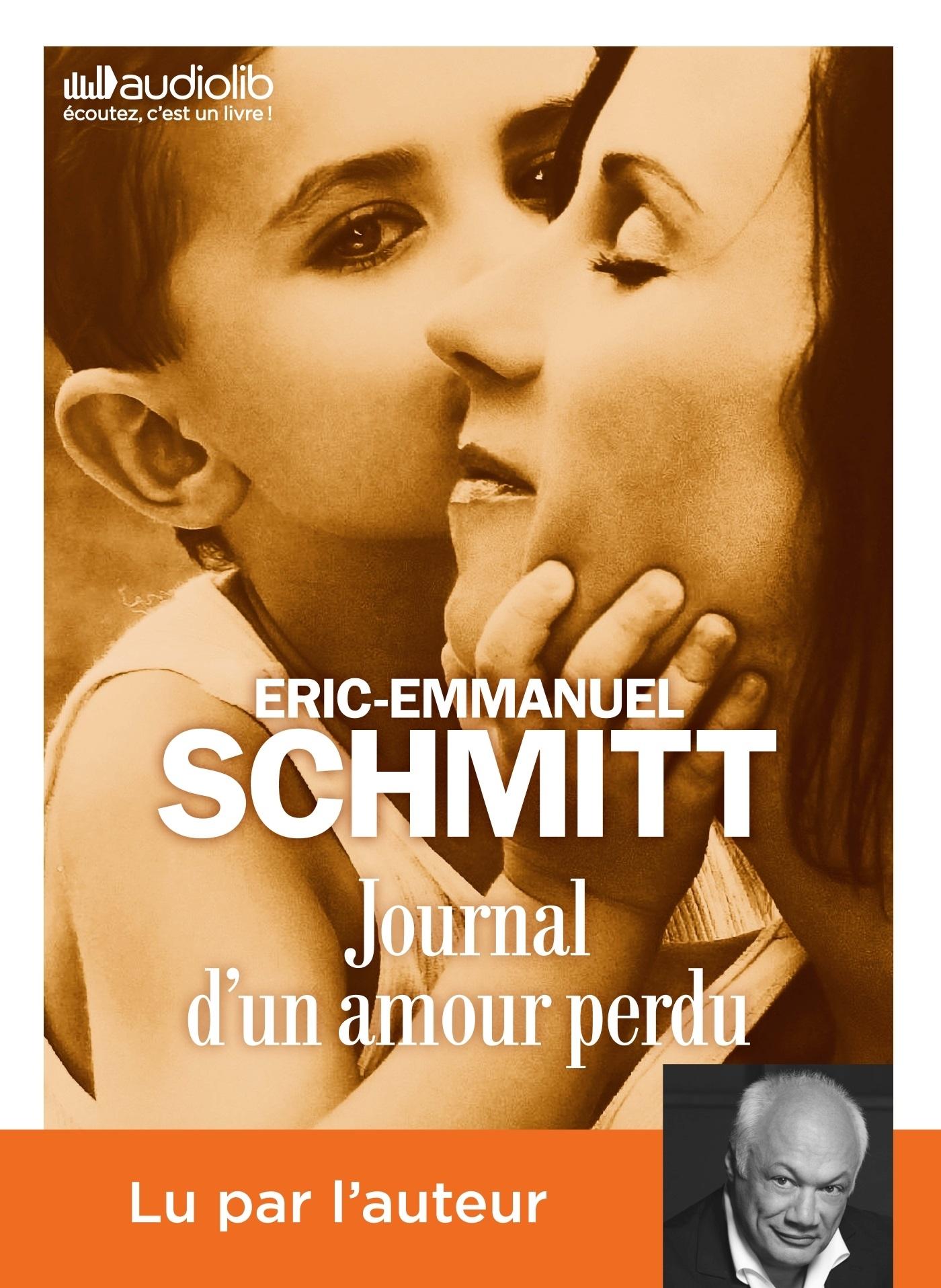 JOURNAL D'UN AMOUR PERDU - LIVRE AUDIO 1 CD MP3