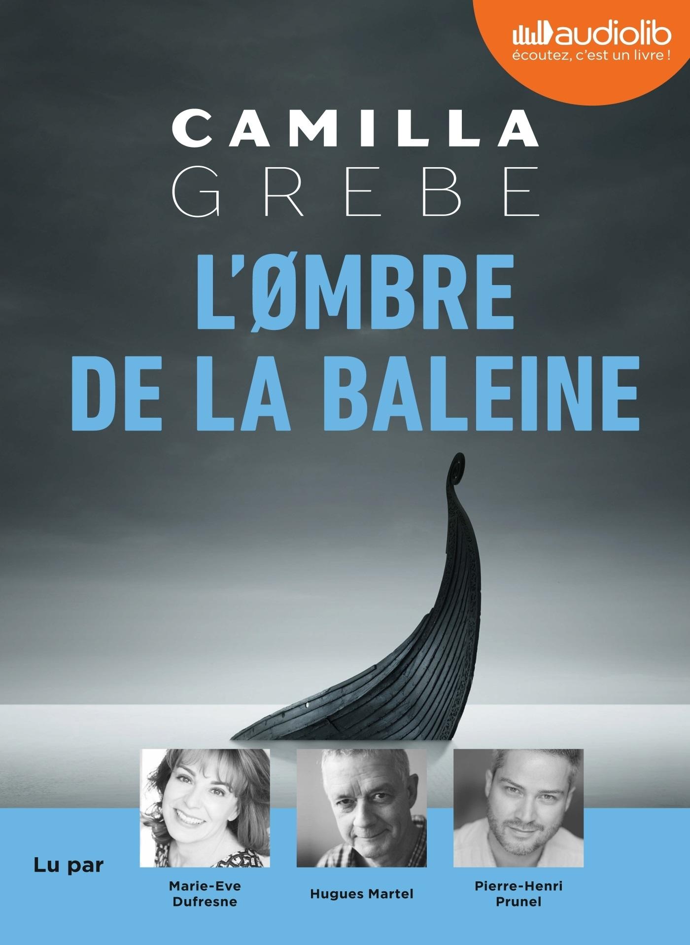 L'OMBRE DE LA BALEINE - LIVRE AUDIO 1 CD MP3