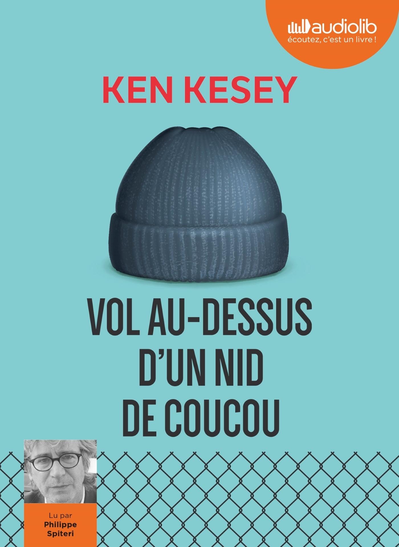 VOL AU-DESSUS D'UN NID DE COUCOU - LIVRE AUDIO 1 CD MP3